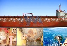 "Photo of تسرب النفط في سفينة ""صافر"" قبالة اليمن يهدد بأكبر كارثة بيئية في العالم (تقرير خاص)"