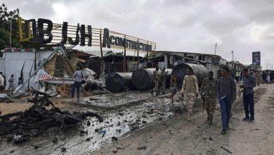Photo of نجاة قائد الجيش الصومالي من تفجير انتحاري لسيارة ملغومة