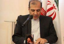 "Photo of مسؤول إيراني يناقش ""أوضاع اليمن"" مع مبعوث سويدي"