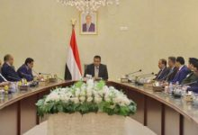 Photo of الحكومة اليمنية ترحب بقرار تمديد العقوبات الدولية على قيادات الحوثيين