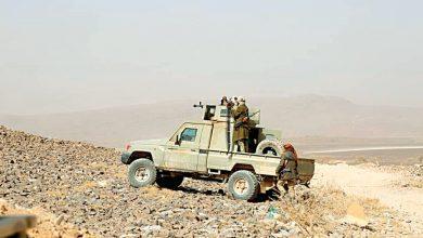 Photo of الجيش اليمني: مقتل 34 حوثياً وإصابة العشرات في جبهة صرواح بمأرب